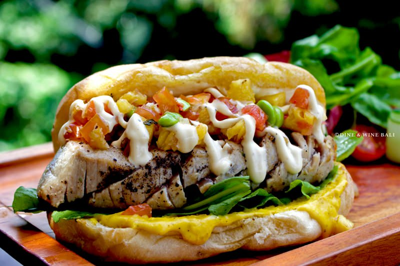 Dine & Wine Bali Restaurant Guide Soul in a Bowl Bali International Comfort Food Sanur Sandwich