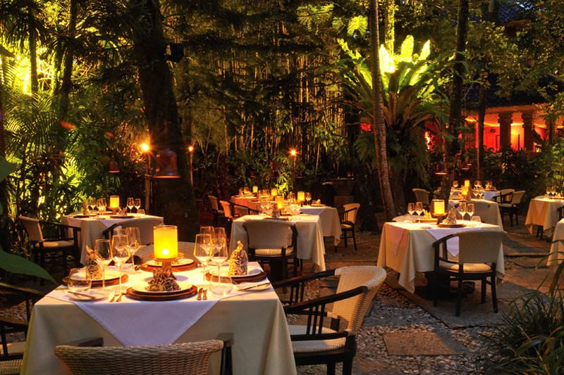Dine & Wine Bali Restaurant Guide Mozaic Restaurant Fine Dining French Indonesian Fusion Ubud