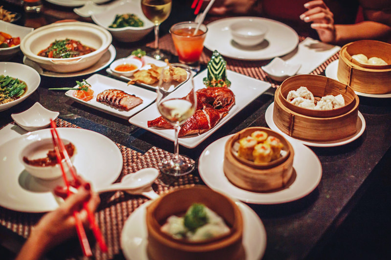 Dine & Wine Bali Restaurant Guide Golden Monkey Bali Chinese Cuisine Ubud Dumplings